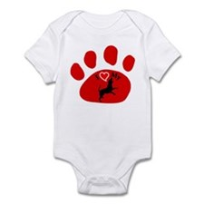 Treeing Walker Coonhound Infant Creeper