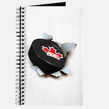 Hockey Burster 2 Journal