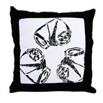 Recycle (can) Throw Pillow