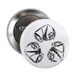 """Recycle (can) 2.25"""" Button (100 pack)"""