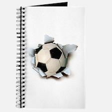 Soccer Burster Journal