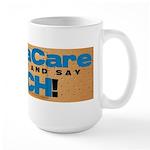 ObamaCare Large Mug