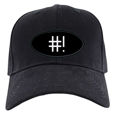 #! Black Cap