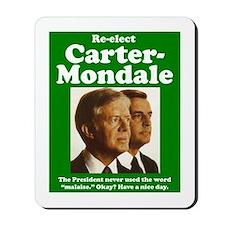 Re-elect Carter Mousepad