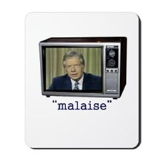 The Malaise Speech Mousepad