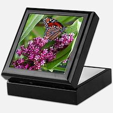 Monarch Keepsake Box