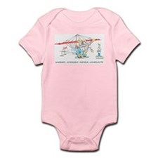 Homebuilt Infant Bodysuit