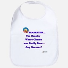 obamanation Bib