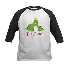 Big Sister Dino Tee