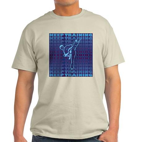 Keep Training Light T-Shirt