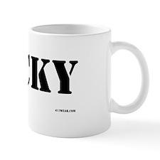 Lucky - On a Mug