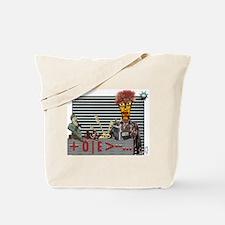 O|E Gnomen Keys Tote Bag