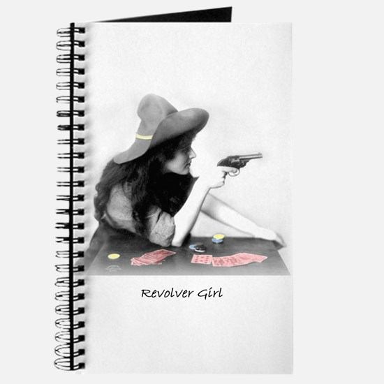 Revolver Girl Journal