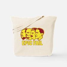 Epic Fail Obama Tote Bag