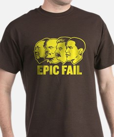 Epic Fail Obama T-Shirt