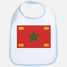 Morocco Naval Ensign Bib