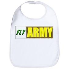 Fly Army Bib