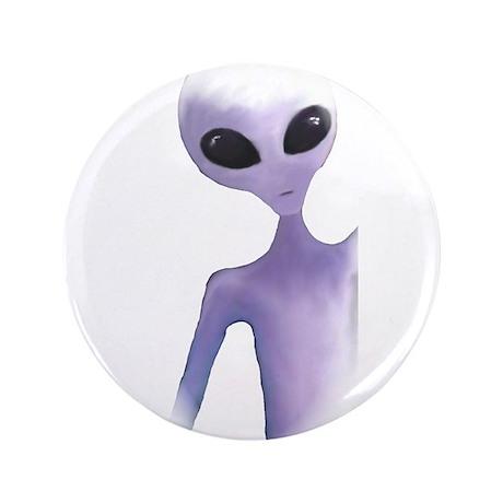 "Alien Design 3.5"" Button (100 pack)"