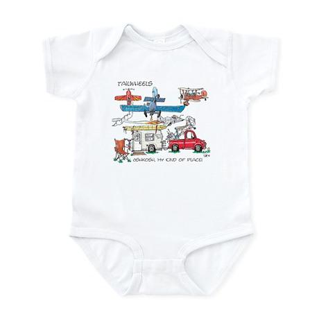 Oshkosh, My Kind of Place Infant Bodysuit