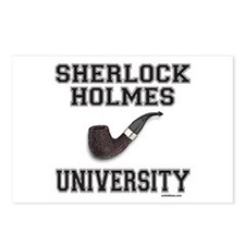 SHERLOCK HOLMES Postcards (Package of 8)