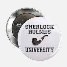 "SHERLOCK HOLMES 2.25"" Button"