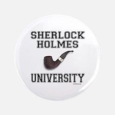"SHERLOCK HOLMES 3.5"" Button"