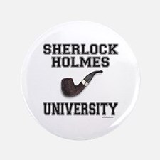 "SHERLOCK HOLMES 3.5"" Button (100 pack)"