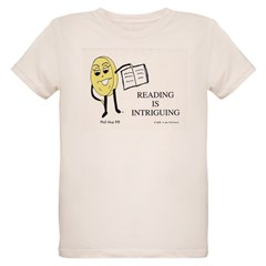 Reading is Intriguing! T-Shirt