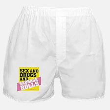Sausage Rolls Boxer Shorts
