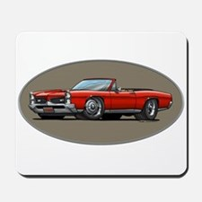 Red GTO convertible Mousepad