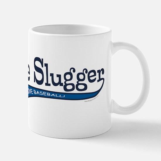 Little Slugger Blue Mug