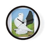 Russian Pigeon Wall Clock