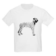 Irish Wolfhound Kids T-Shirt