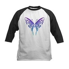 Butterfly Tat BluenGreen (91) Tee