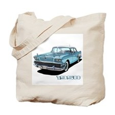 Cute Automobile Tote Bag