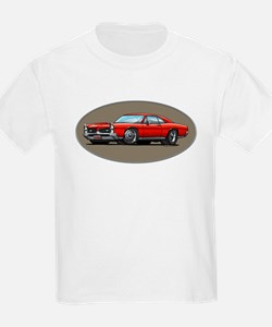 66-67 Red GTO T-Shirt