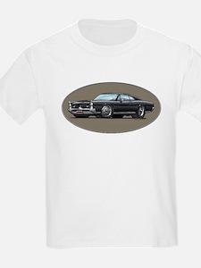 66-67 Black GTO T-Shirt