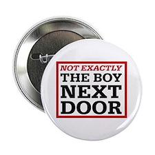 """Dexter: Boy Next Door 2.25"""" Button"""