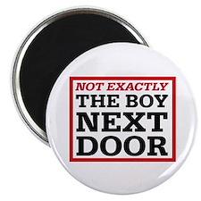 Dexter: Boy Next Door Magnet