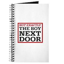 Dexter: Boy Next Door Journal