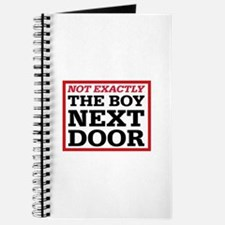 Dexter: Boy Next Door Journal