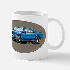 66-67 Blue GTO Mug