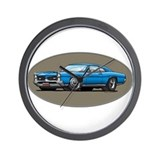 Pontiac lemans Wall Clocks
