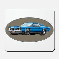 66-67 Blue GTO Mousepad
