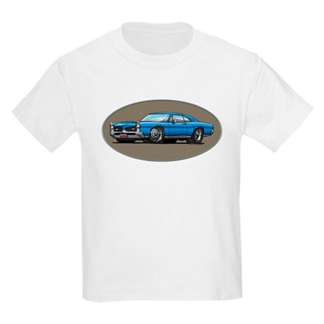 66-67 Blue GTO Kids Light T-Shirt