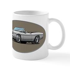 66-67 White / Silver GTO Convertible Mug