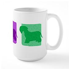 Color Row Cesky Terrier Mug