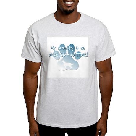 English Setter Granddog Light T-Shirt
