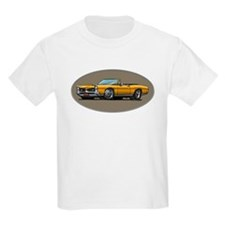 66-67 Gold GTO Convertible T-Shirt