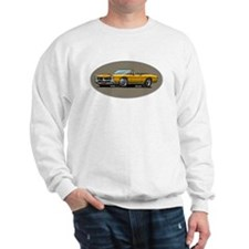 66-67 Gold GTO Convertible Sweatshirt
